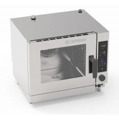 EOM06D  típusú elektromos kombi sütő, gőzpároló