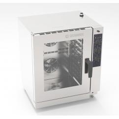 EOM10M típusú elektromos kombi sütő, gőzpároló