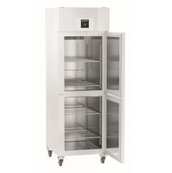 Liebherr LKPv 6527 típusú, laboratóriumi hűtőszekrény, profi