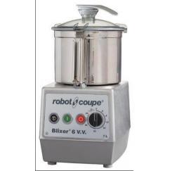 BLIXER6V.V. típusú, ipari- nagykonyhai étel pépesítő