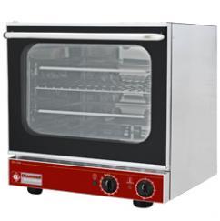 BRIO43/X-N típusú ipari, nagykonyhai, Légkeveréses sütő