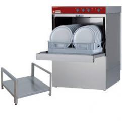 DC502-NP+BD/F típusú ipari, nagykonyhai, Tányér és pohármosogató gép
