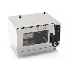 EOM04DSL  típusú elektromos kombi sütő, gőzpároló