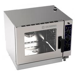 EOM06M típusú elektromos kombi sütő, gőzpároló