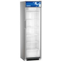 Liebherr FKDv 4513 típusú, kereskedelmi, üvegajtós hűtőszekrény