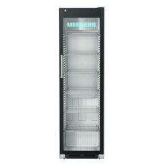 Liebherr FKDv 4523 típusú, kereskedelmi, üvegajtós hűtőszekrény