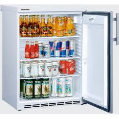 Liebherr FKU 1805 típusú, ipari, nagykonyhai hűtőszekrény