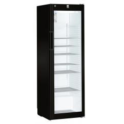 Liebherr FKv 4113 var. 744 típusú, kereskedelmi, üvegajtós hűtőszekrény