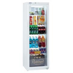 Liebherr FKv 4143 típusú, kereskedelmi, üvegajtós hűtőszekrény
