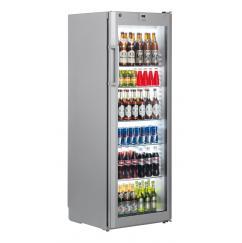Liebherr FKvsl 4113 típusú, kereskedelmi, üvegajtós hűtőszekrény