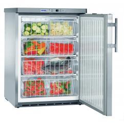 Liebherr GGU 1550 típusú, ipari, nagykonyhai fagyasztószekrény
