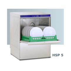 Hoonved HSP5 ALAP típusú, ipari- nagykonyhai tányér és pohármosogató gép