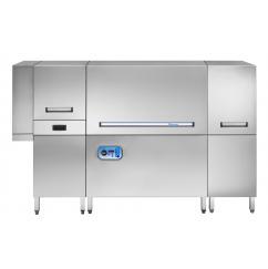 Hoonved HTP195 típusú ipari nagykonyhai alagút rendszerű mosogatógép