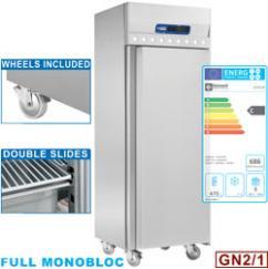 ID70/HE típusú ipari, nagykonyhai, Légkeveréses hűtőszekrény