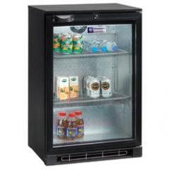 TAB1/T típusú ipari, nagykonyhai, Kereskedelmi üvegajtós hűtőszekrény