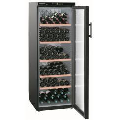 Liebherr WTb 4212 Vinothek típusú, bortemperáló szekrény