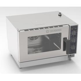 EOM04M típusú elektromos kombi sütő, gőzpároló