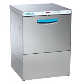 Hoonved CE60 PD PS típusú ipari nagykonyhai tányér- és pohármosogatógép