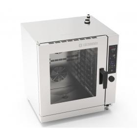 EOM10D típusú elektromos kombi sütő, gőzpároló