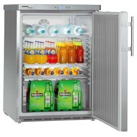 Liebherr FKUv 1660 típusú, nagykonyhai hűtőszekrény