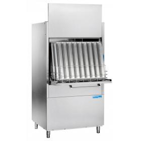 Hoonved HD60BT típusú ipari nagykonyhai feketeedény mosogatógép