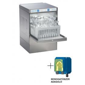 Hoonved HSP4A OPTI típusú ipari nagykonyhai pohármosogatógép