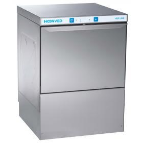 Hoonved HSP5 típusú ipari nagykonyhai tányér- és pohármosogatógép